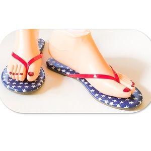 Lauren Conrad American Star Flip Flops